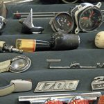 Rezervni deli avtomobila spletnega prodajalca