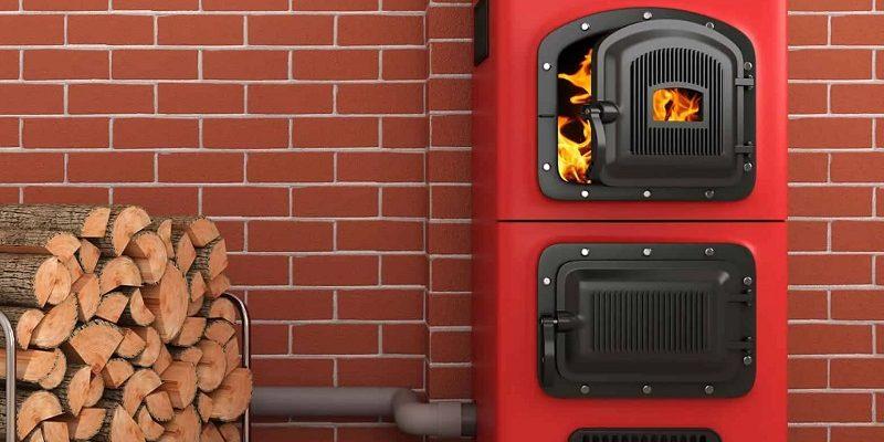 Menjava peči na drva zaradi stare in neuporabne naprave